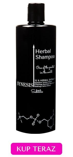 szampon synesis na łysienie